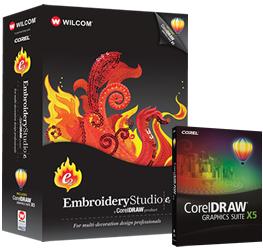 Wilcom Embroidery Studio E2.0